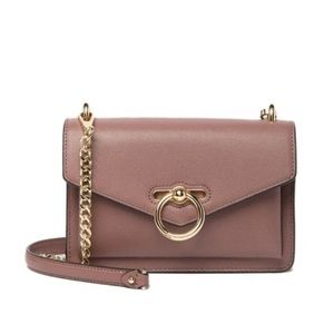 Rebecca Minkoff Jean Leather Crossbody bag